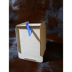 75 cajas de madera varias desmontadas