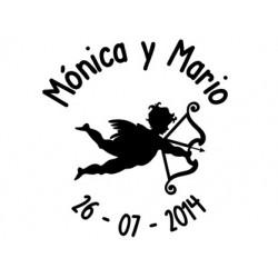 SELLO MANUAL DE CUPIDO