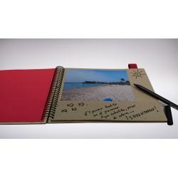 album construyendo recuerdos de madera fotos