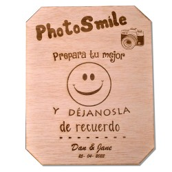 Cartel PhotoSmile